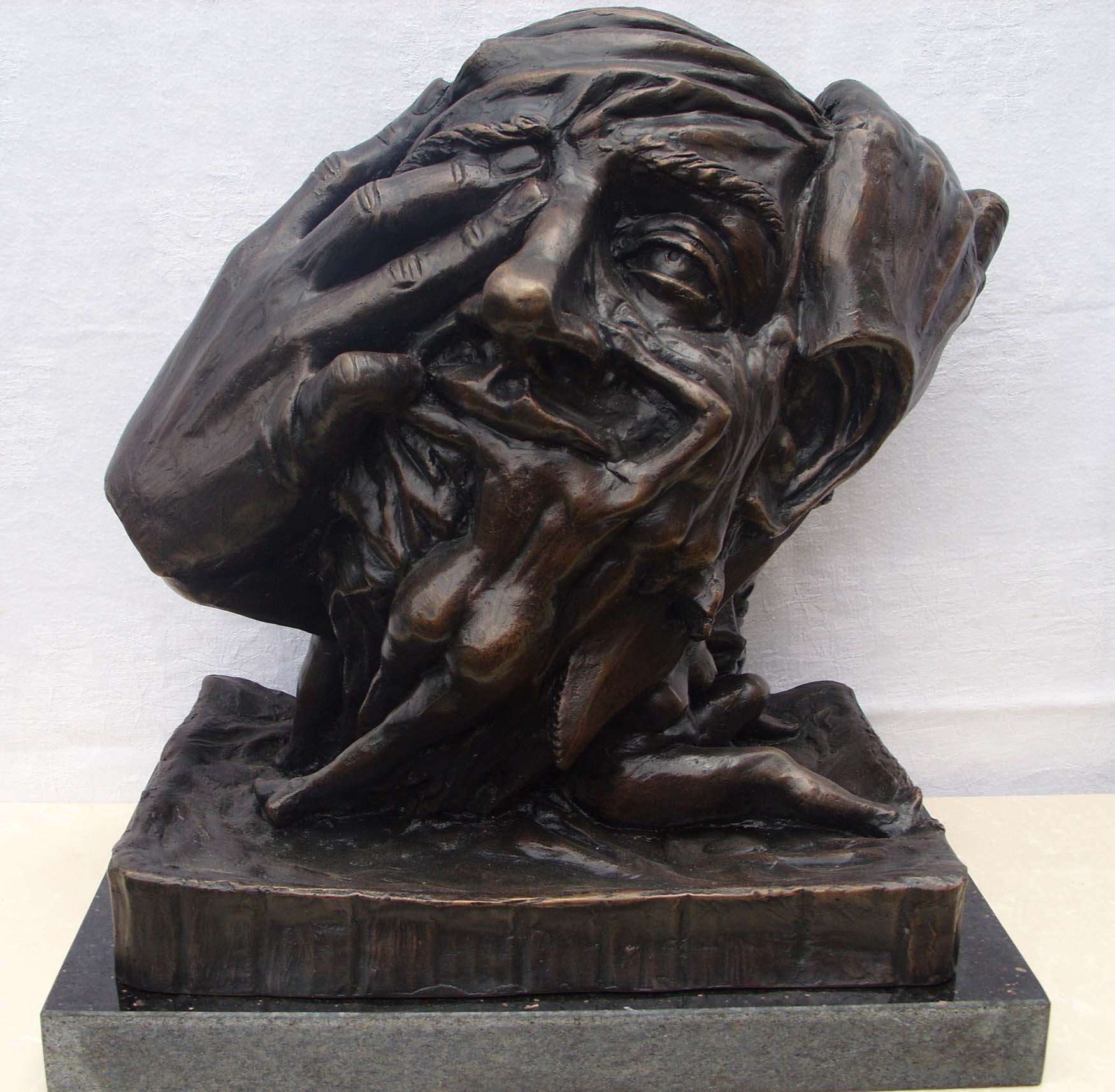 Brendan Byrne Sculptor